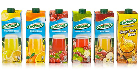 Orchard Juices