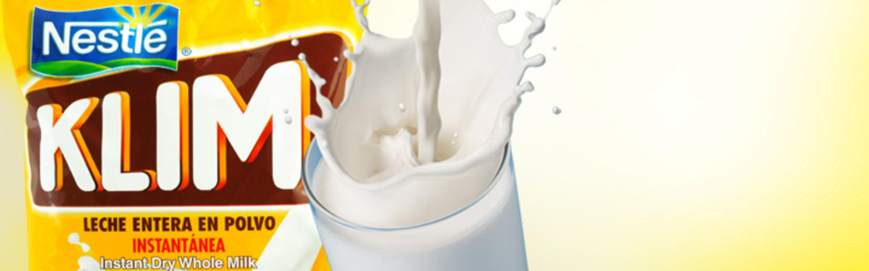 KLIM Growing Up Milks