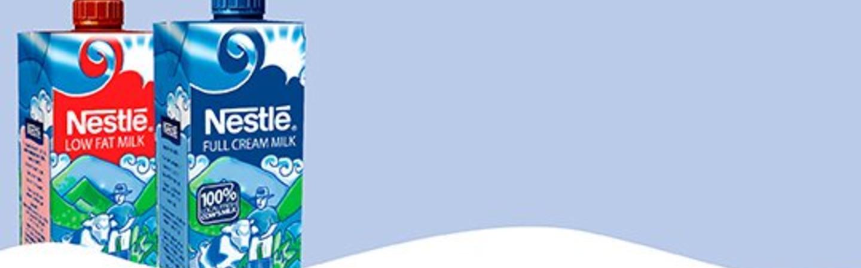 Nestlé Dairy Milks